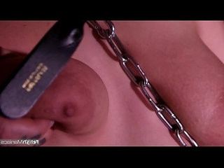Fetish slut nelly kent pinioned ass fucked and humiliated