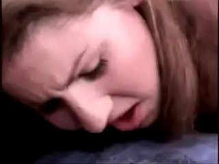 Painful anal. who is she