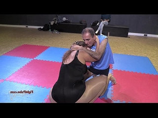 Real mixed wrestling mx demo
