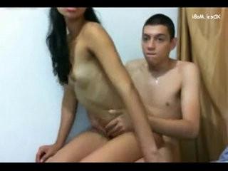 Brother Sister Fuck Show Thru Webcam