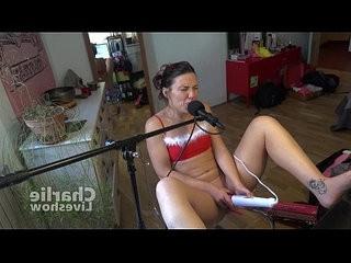 Anal and vaginal clito orgasm charlie