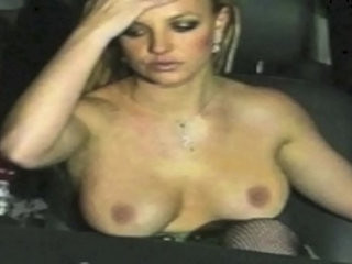Britney Spears UNCENSORED